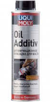Антифрикционная присадка для масла с MoS2 Liqui Moly Oil Additiv (арт. 1998) 300 мл.