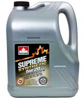 Petro-Canada Supreme Synthetic 5W-20 4 л.