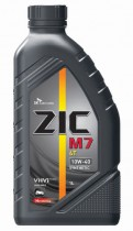 ZIC M7 4T 10W-40 SYNTHETIC 1 л.