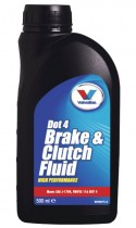 Valvoline Brake & Clutch Fluid DOT-4