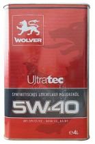 WOLVER Ultratec 5W-40