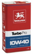 WOLVER Turbo Pro 10W-40