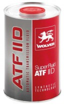 WOLVER Super Fluid ATF II D