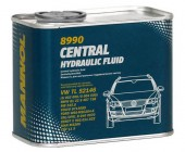 Масло для ГУР MANNOL 8990 Central Hydraulic Fluid 500 мл.
