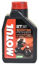 Motul 2T Scooter Power 1 л.