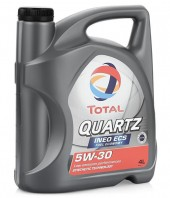 Total Quartz INEO ECS 5W-30 4 л.