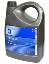 GM Semi Synthetic 10W-40 5 л.