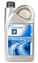 GM Genuine Dexos 2 Longlife 5W-30 2 л.