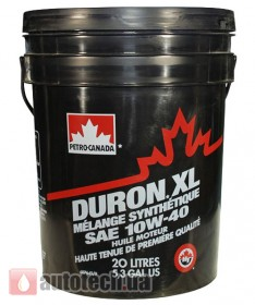 Petro-Canada Duron XL Synthetic Blend 10W-40 20 л.