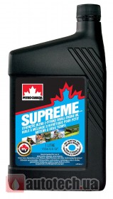 Petro-Canada Supreme Synthetic Blend 2-Stroke Small Engine Oil