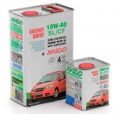 XADO Atomic Oil 10W-40 SL/CF 1 л.
