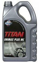 Fuchs Titan Unimax Plus MC 10W-40