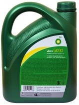 BP Visco 5000 5W-40 4 л.