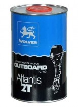 WOLVER Atlantis 2T Outboard 1 л.
