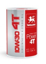WOLVER Four Stroke POWER 4T 10W-30