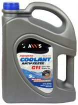 Антифриз Axxis Coolant Blue G11 синий 5 кг.