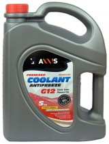 Антифриз Axxis Coolant Red G12 красный