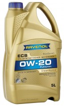 RAVENOL Eco Synth ECS 0W-20 5 л.