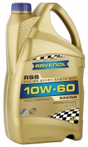 RAVENOL Racing Sport Synto RSS 10W-60 5 л.