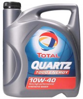 Total Quartz 7000 ENERGY 10W-40 API SL/CF 4 л.