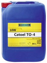 RAVENOL Caterpillar Catoel TO-4 10W
