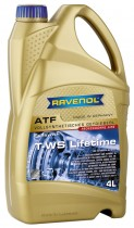 RAVENOL ATF T-WS Lifetime 4 л.