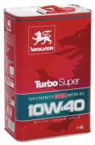 WOLVER Turbo Super 10W-40