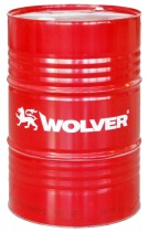 WOLVER Turbo Super 15W-40 208 л.