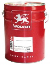 WOLVER Multipurpose Gear Oil GL-4 75W-90 20 л.