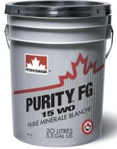 Petro-Canada Purity FG WO White Oil 15