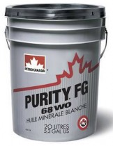 Petro-Canada Purity FG WO White Oil 68