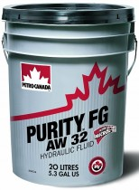 Petro-Canada Purity FG AW Hydraulic Fluid 32