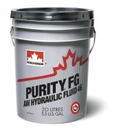 Petro-Canada Purity FG AW Hydraulic Fluid 46