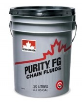 Petro-Canada Purity FG Chain Fluid Light