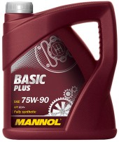 MANNOL Basic Plus 75W-90 API GL 4+