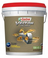 Castrol VECTON LONG DRAIN 10W-40 LS 20 л.