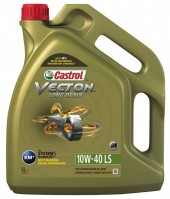 Castrol VECTON LONG DRAIN 10W-40 LS 5 л.