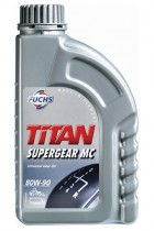 Fuchs TITAN SUPERGEAR MC 80W-90 1 л.