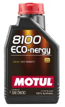 Motul 8100 Eco-nergy 0W-30 1 л.