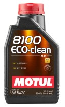Motul 8100 Eco-clean 5W-30 1 л.