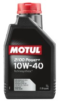 Motul 2100 Power+ 10W-40 1 л.