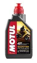 Motul Motul Scooter Power 4T SAE 10W-30 MB