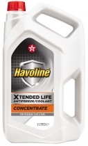Texaco Havoline XLC Concentrat G12 Plus 4 л.