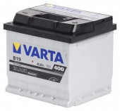 Аккумулятор Varta 45Ah | 12V Black Dynamic B19 | 545 412 040