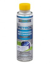 Присадка в бензин Ravenol Petrol Performance Optimizer Premium 300 мл.