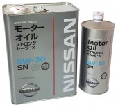 NISSAN Strong Save X 5W-30
