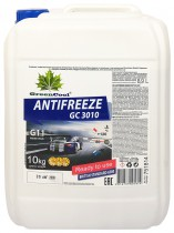 Антифриз синий G11 GreenCool GC 3010 Antifreeze