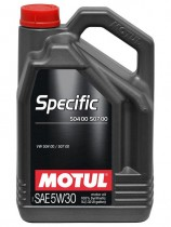 Моторное масло Motul SPECIFIC VW 504-507 5W-30