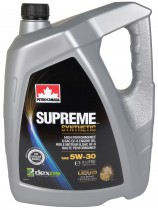 Petro-Canada Supreme Synthetic 5W-30 5 л