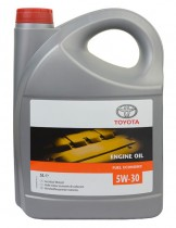 TOYOTA Engine Oil 5W-30 5 л.